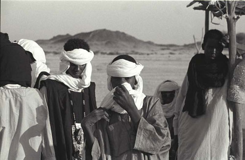 Candace Scharsu Photography -  The Tuaregs